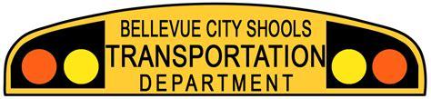 transportation table bellevue school district