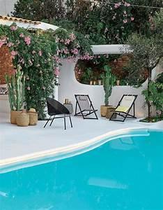 Le Coin De Table Tours : terrasse avec piscine d couvrez nos plus belles id es d co elle d coration ~ Melissatoandfro.com Idées de Décoration
