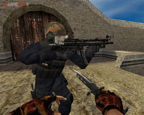 mw navy mp camo retextured cs  skins weapons mp gamemodd