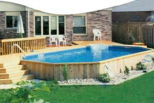 Free Deck Plans For Above Ground Pool by Above Ground Pool Deck Image Landscape Designs