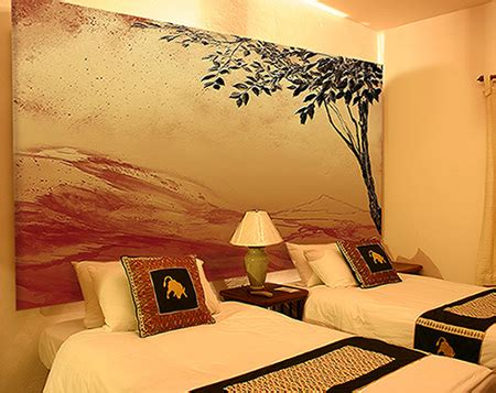 chambre style africain idées deco pour la chambre
