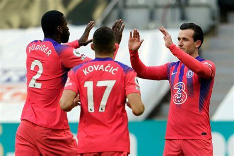 Newcastle 0-1 Chelsea FC LIVE! Latest score, goal updates ...