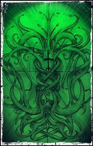 yggdrasil by andre-ma on deviantART