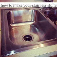 how to make your kitchen sink shine best 25 stainless sink ideas on kitchen 9490