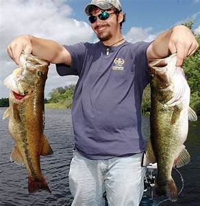 Top Places For Bass Fishing In Louisiana