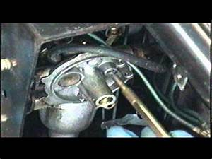 Quick Carburetor Repair On Snowblower Part 2