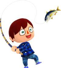 fishing nookipedia  animal crossing wiki