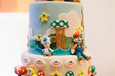 17 Best Images About Super Mario Theme Wedding On