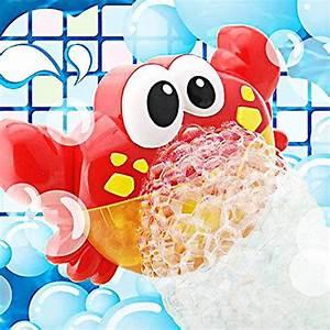 Spielzeug Mit Musik Ab 1 Jahr : addmos badewannenspielzeug seifenblasenmaschine automatisch baby spielzeug mit musik ab 18 ~ Yasmunasinghe.com Haus und Dekorationen