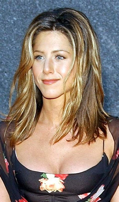 hairstyle evolution  jennifer aniston hair styles