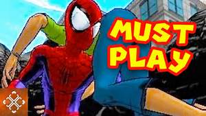 10, Underrated, Superhero, Video, Games, Everyone, Needs, To, Play