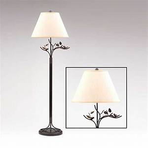 bird leaf bronze floor lamp kirklands With kirklands white floor lamp