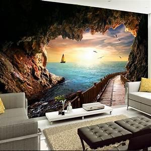 Aliexpress.com : Buy Custom Photo Wallpaper Beautiful ...