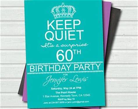 free 60th birthday invitations templates 60th birthday invitation templates free search invites