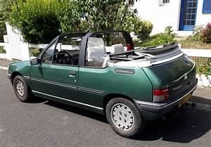 Peugeot 205 Cabriolet : location peugeot 205 rg cabriolet 1991 vert 1991 vert la chapelle sur erdre ~ Medecine-chirurgie-esthetiques.com Avis de Voitures