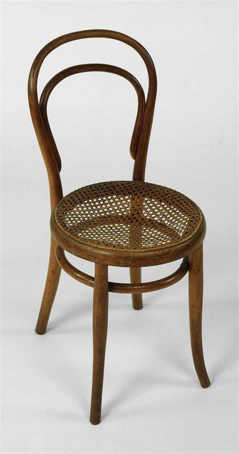chaises thonet la chaise de bistrot thonet 14 terre meuble
