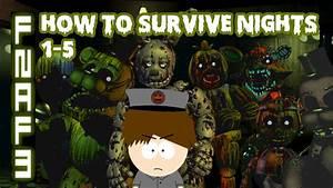 How To  Survive Fazbear U0026 39 S Fright