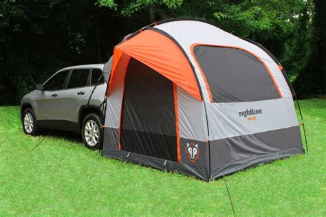 Car Tents by Rightline Gear Suv Tent With Rainfly Waterproof Sleeps