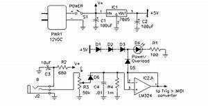 Paia Corporation  Percussion Sensors
