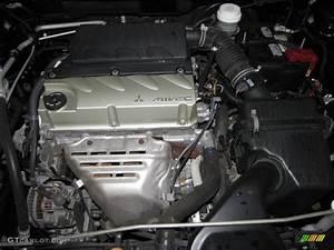 2008 Mitsubishi Eclipse Se Coupe 2 4l Sohc 16v Mivec Inline 4 Cylinder Engine Photo  42135567