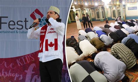 Major Push For Uk Mosques To Make