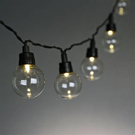 solar bulb string lights solar g40 led patio light set 20 feet 20 lights buy now