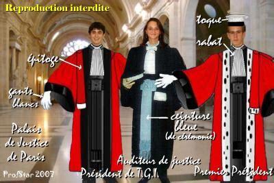 magistrat du si鑒e magistrature 3 robe je rêvais d 39 un autre monde