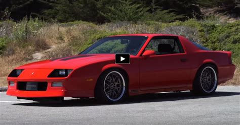 ultimate iroc chevrolet camaro muscle cars hot cars
