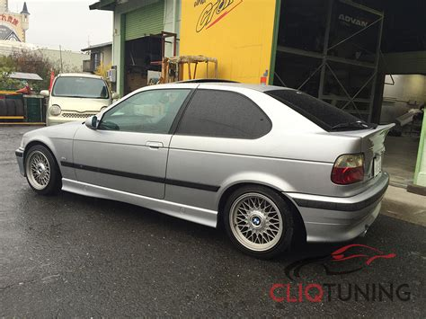 Bmw E36 Compact Hatchback Csl Style Wing / Spoiler (rear