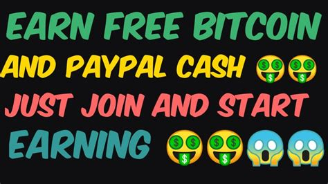 Of course if you are going to produce digital content then you may prefer to create your own website rather than allowing somebody else to publish it for you. Earn bitcoin and paypal cash 😱😱🤑🤑| join websites for earning 🤑🤑😱😱 - YouTube