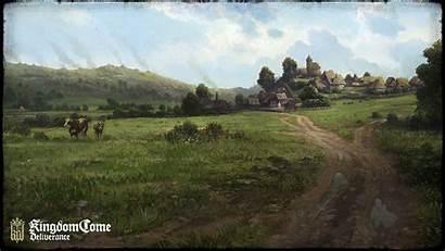 Skalitz Kingdom Come Deliverance Visuals Gamepedia