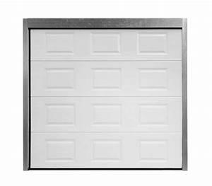 Porte de garage avec porte de service brico depot maison for Porte de garage coulissante avec porte de service pvc