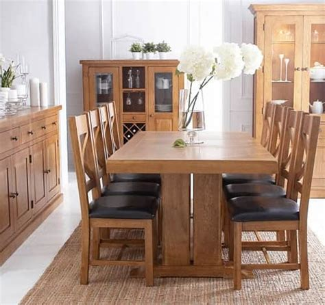 marvellous large dining room table seats
