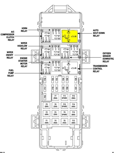 O2 Fuse Diagram by O2 Sensor Socket Size Wiring Diagram And Fuse Box