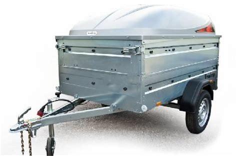 brenderup 1205 s 1205s brenderup steel trailer 750kg cing trailer 6ft8 x 4ft leisure