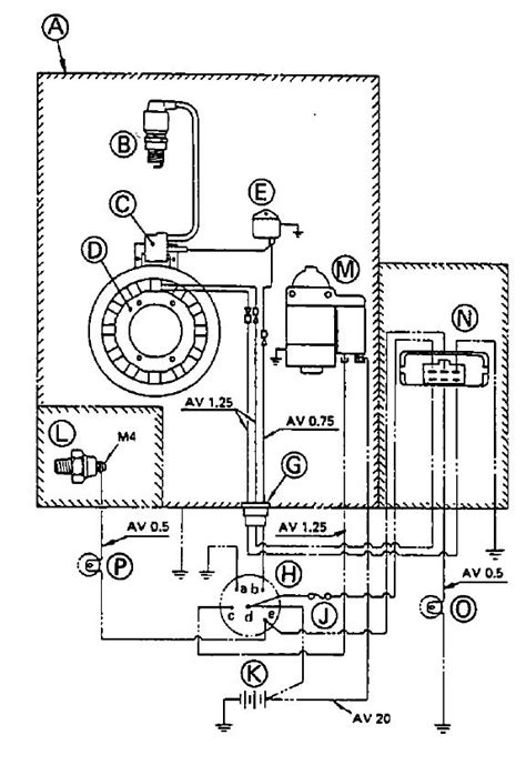 Kawasaki Ignition Coil Wiring Diagram by Are There Wire Diagrams Available For A Fc420v As11 Motor