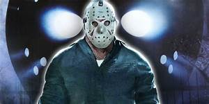 Jason Voorhees' Face: What's Behind The Friday The 13th Mask