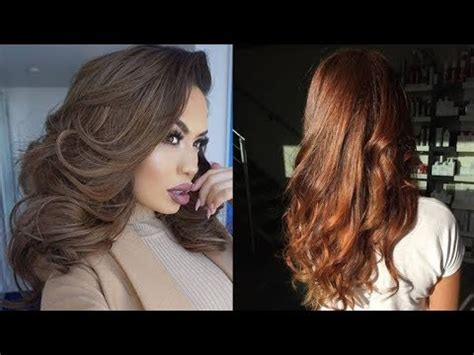 Best Brunettes by 20 Best Brown Hair Color Shades 2018 Best Brunettes