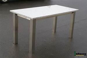 Gartentisch Edelstahl Granit : tische granit gartentisch edelstahl granit intesco s r o ~ Whattoseeinmadrid.com Haus und Dekorationen