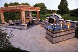 28 Outside Amp Nautical Kitchen Design Ideas With Pizza Oven