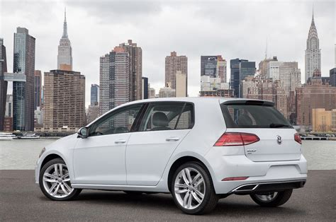 2018 Volkswagen Golf Reviews And Rating