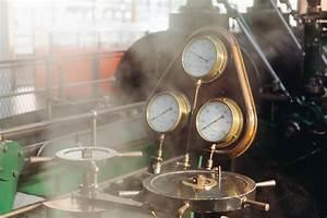 Vortex Flow Meters For Steam Measurement Industry Tap