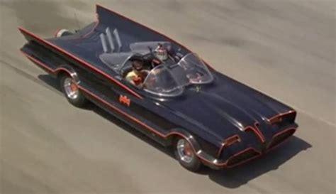 1960's Batman TV Series Lincoln Futura Batmobile - Best ...