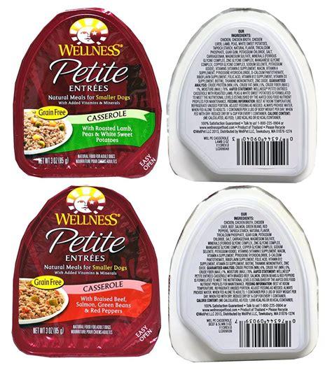 pack cuisine wellness entrees grain free food