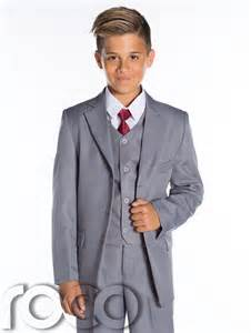 boys wedding suits boys suits boys wedding suits page boy suits 3 colours 1 14 years ebay