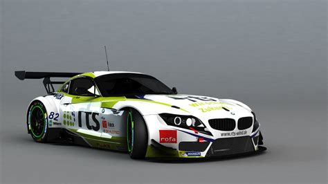 """Bmw Z4 Gt3 """"rts Wind Ag"""" Racedepartment"""