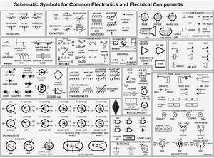 Electrical Engineering World  Schematic Symbols For Common Electronics And Electrical Components