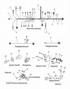 Polari 800 Wiring Diagram