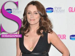 Keeley Hawes: Ashes To Ashes star talks about family, fame ...