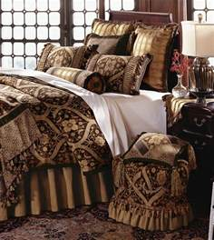 luxury bedding by eastern accents rio gold euro sham